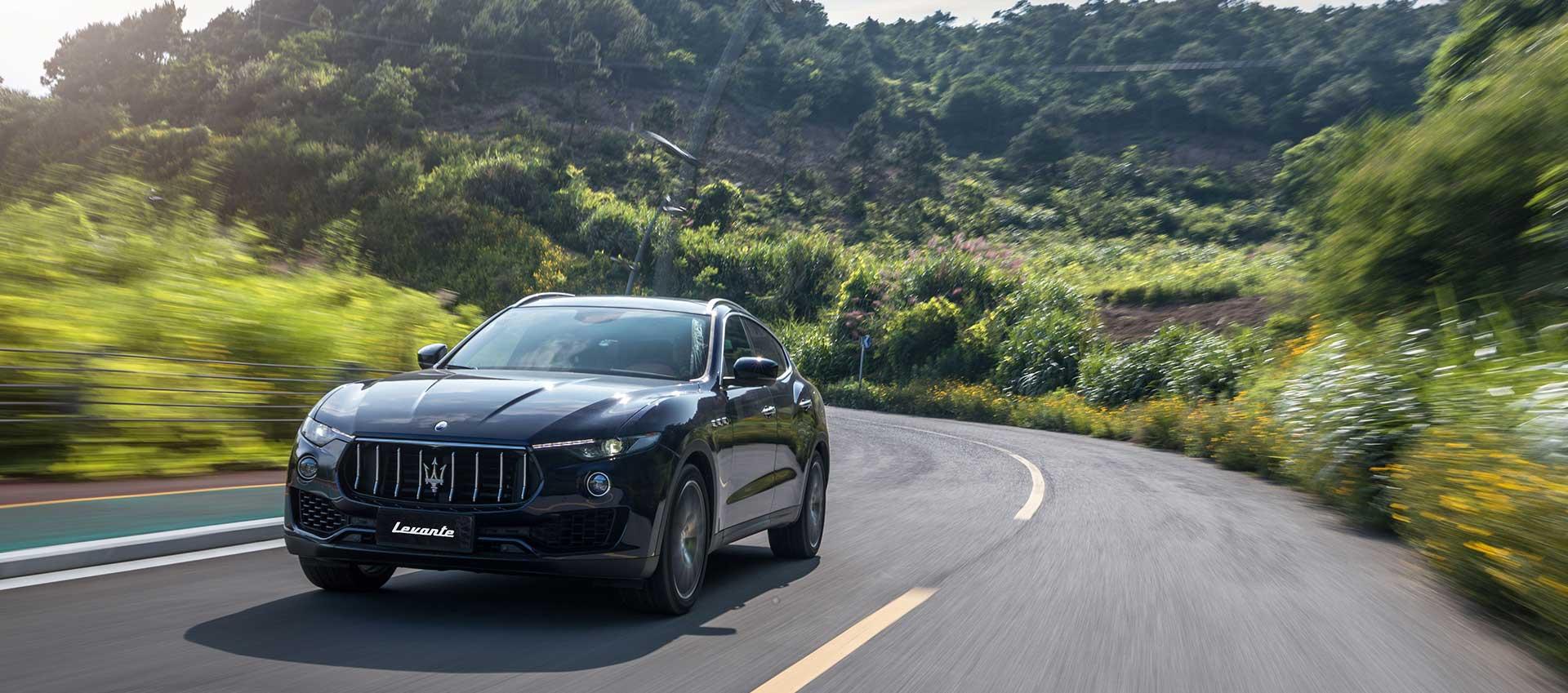 Maserati Asturias